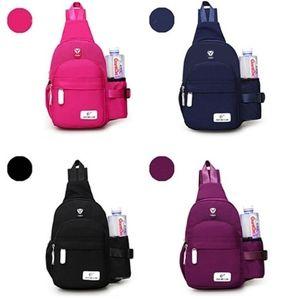 Shoulder strap bag travel bag nylon crossbody sma